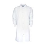 Pinnacle Textile F382 Butcher Frock- Knit Cuffs, No Pocket