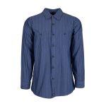 Pinnacle Textile S10 Industrial Mens Shirt, long sleeve