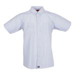Pinnacle Textile S12 Industrial Mens Shirt, short sleeve