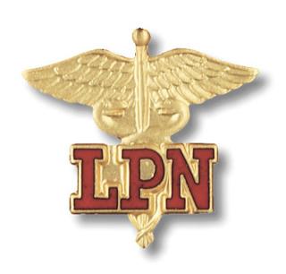 Prestige Medical 1023 1023 Licensed Practical Nurse Pin