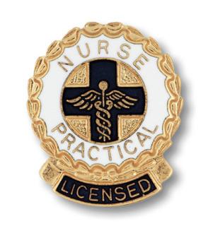 Prestige Medical 1053 1053 Licensed Practical Nurse Pin