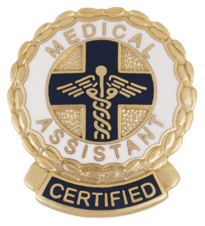 Prestige Medical 1074 1074 Certified Medical Assistant Pin