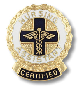 Prestige Medical 1075 1075 Certified Nursing Assistant Pin