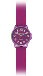 Prestige Medical 1655 Fashion Purple Watch