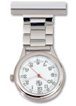 Prestige Medical 1740 Bracelet Link Lapel Watch
