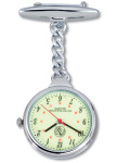 Prestige Medical 1741 Glow Lapel Watch