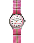 Prestige Medical 1781 Nylon-Band Fashion Watch