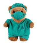 Prestige Medical 1841 Dr. Scrubz Bear