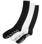 Prestige Medical 382 Non-Slip Compression Socks - 3 Pack