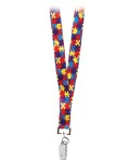Prestige Medical 6033 Printed Lanyard