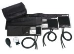Prestige Medical 882-COM 3-in-1 Aneroid Sphygmomanometer Set With Carry Case