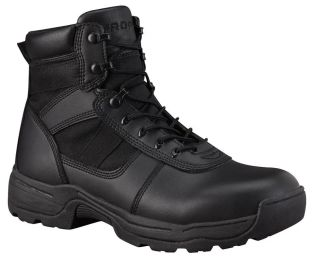 "Propper F4528 PROPPER SERIES 100 6"" WATERPROOF SIDE ZIP BOOT COMP TOE"