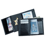 Perfect Fit 105, Recessed Badge Wallet