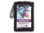 Perfect Fit 708, Double ID Holder For Neck With Chain