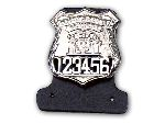 Perfect Fit 812, Badge And Nameplate Holder