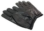 Perfect Fit PFU-10, Leather Cut Resistance Street & Search Gloves w/Kevlar Lining