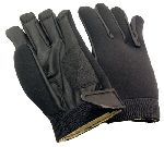 Perfect Fit PFU-2, Neoprene Unlined Weather Duty Shooting Gloves