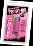 Personal Security Products EHC14PH 1/2 oz. Pepper Spray w/ hard case