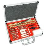 Personal Security Products GCK76AL 27 pc. Deluxe Gun Cleaning Kit - Aluminum Case