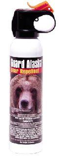 Personal Security Products GGBR9 9oz. Guard Alaska Bear Repellent