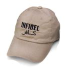 Personal Security Products IFCK Infidel Cap-Khaki
