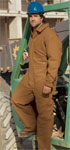 Insulated Cotton Duck Coverall