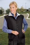 Women's Red Kap Systems Jacket With Zip In/Out Vest