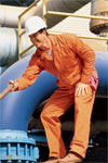 Action Back Coverall