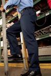 Men's Work NMotion Pant