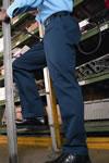 Men's Side Elastic Work NMotion Pant
