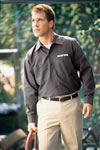 Men's Industrial Work Shirt- Long Sleeve