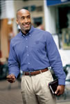 Women's Executive Button-Down Shirt- Long Sleeve