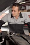 Chrysler Technician Shirt Long Sleeve