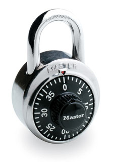 "Rothco 10021 ""Master"" Combination Lock"