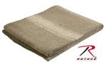 Rothco 10244 Rothco Wool European Surplus Style Blanket