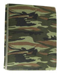 Rothco 10269 Rothco Fleece Blanket - Woodland Camo