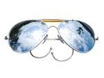 Rothco 10301 Rothco Air Force Style Sunglasses - Mirror