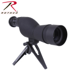 Rothco 10315 Rothco Spotting Scope 15-40x50 Zoom - Black