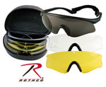 Rothco 10337 10337 Rothco Firetec Interchangable Sport Glass Lens System