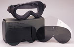 Rothco 10350 Genuine GI Sun, Wind & Dust Goggles