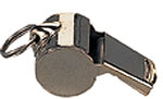 Rothco 10356 GI Style Police Whistle