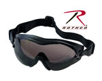 Rothco 10397 Swat Tec Single Lens Tactial Goggle