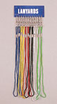 Rothco 10398 Rothco Whistle Lanyards-Assorted Colors