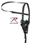 """Rothco 10565 Rothco Black Undercover Shoulder Holster - 5"""""""