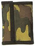 Rothco 10630 Camouflage Nylon Commando Wallet