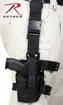 Rothco 10752 Deluxe Adjustable Drop Leg Tactical Holster