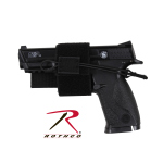 Rothco 10759 Rothco Universal Hook/Loop Holster - Black