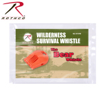 Rothco 10760 Wilderness Survival Whistle