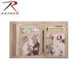 Rothco 10829 Rothco Commando Wallet - Desert Digital Camo