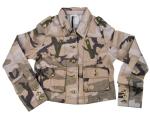 Rothco 1084 Women's Subdued Woodland Vintage Jacket